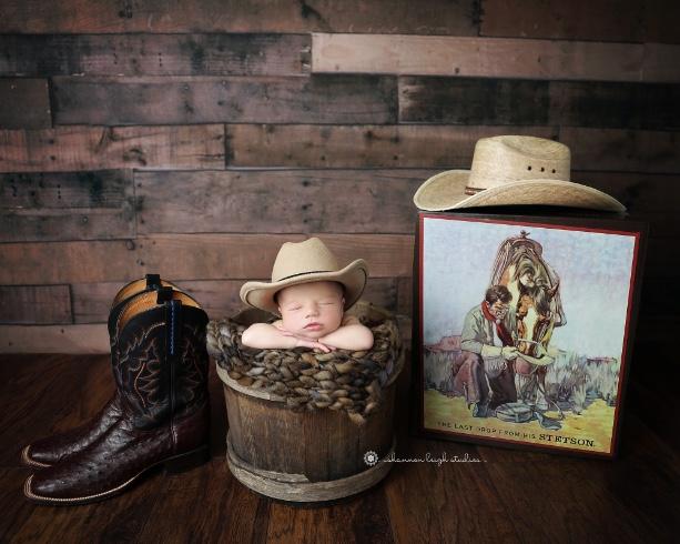 Handsome Landon - Dacula Baby Child Photographer