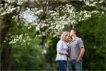 Kelly and Jesse's Engagement Session / Saratoga Portrait Photographer