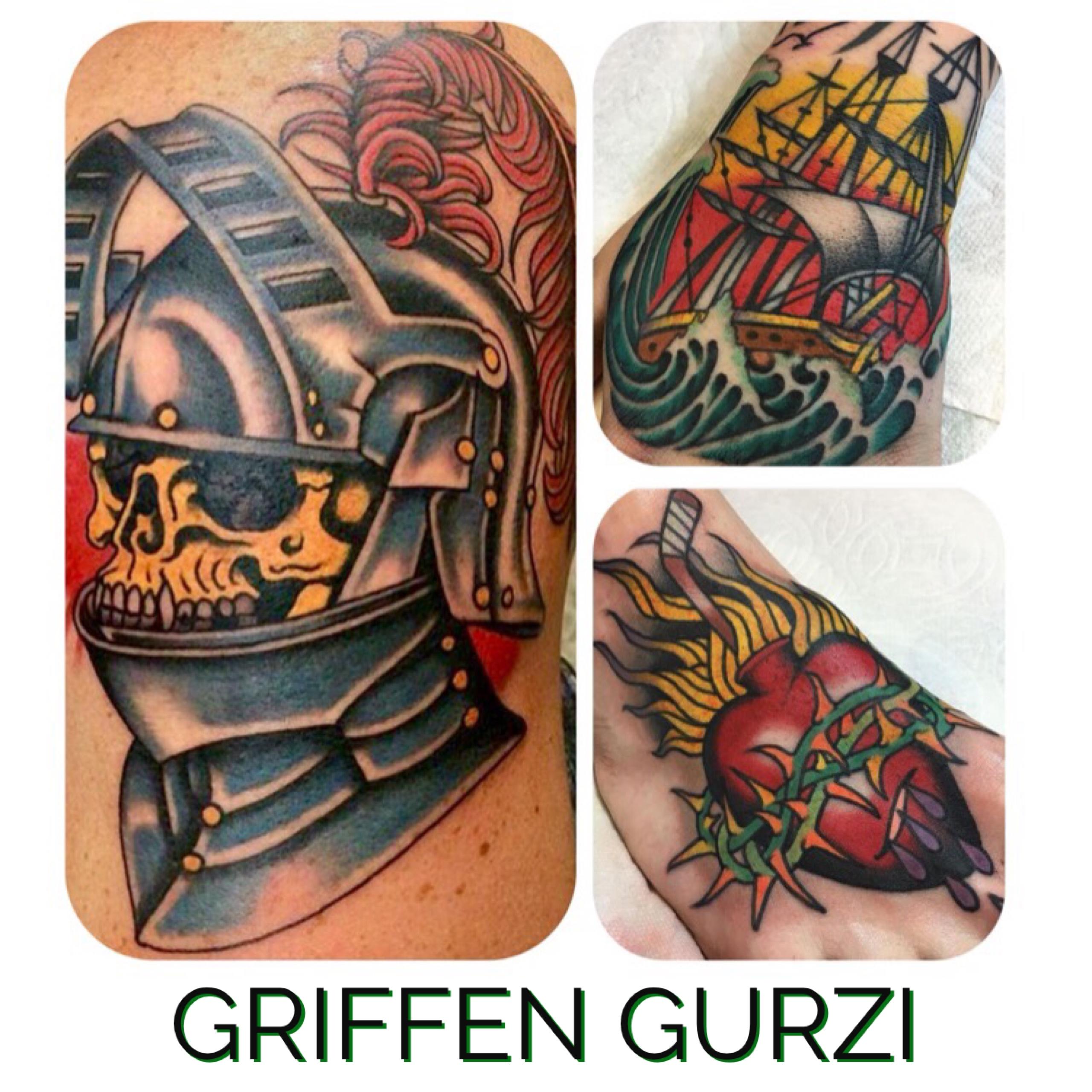 Griffen Gurzi for Torch Tattoo