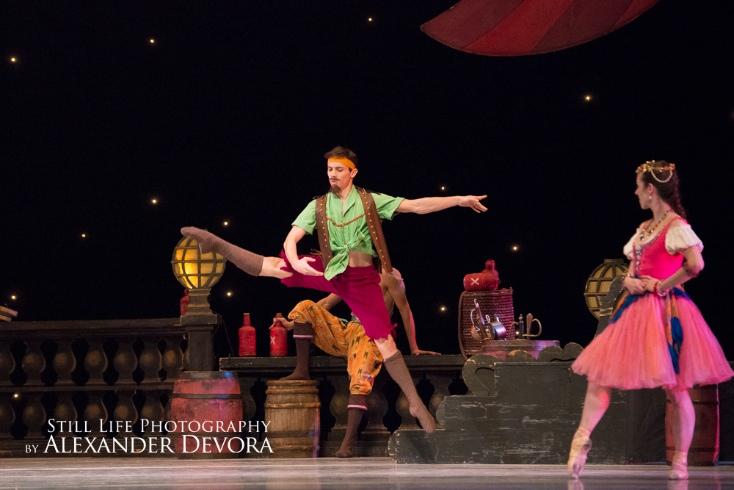 Ballet SA Does Peter Pan!