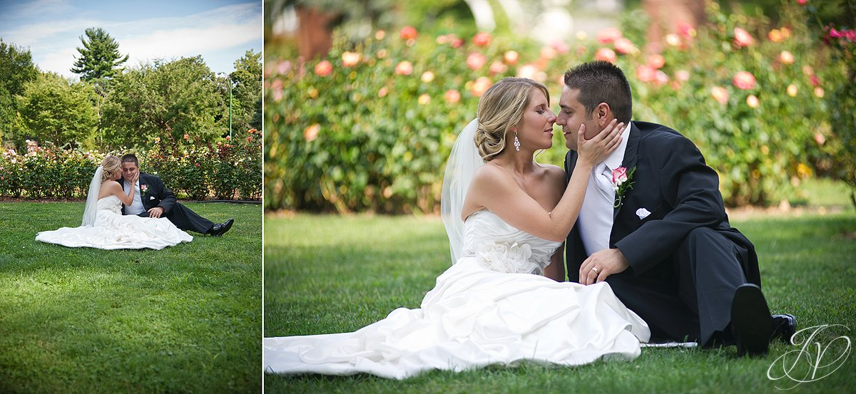 beautiful bride and groom, schenectady rose garden, Schenectady Wedding Photographer, Waters Edge Lighthouse