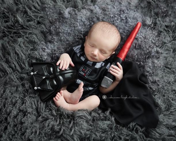 Beautiful Finley - Atlanta Newborn Baby Photographer