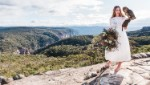 White Magazine : Blue Mountains Bridal Shoot