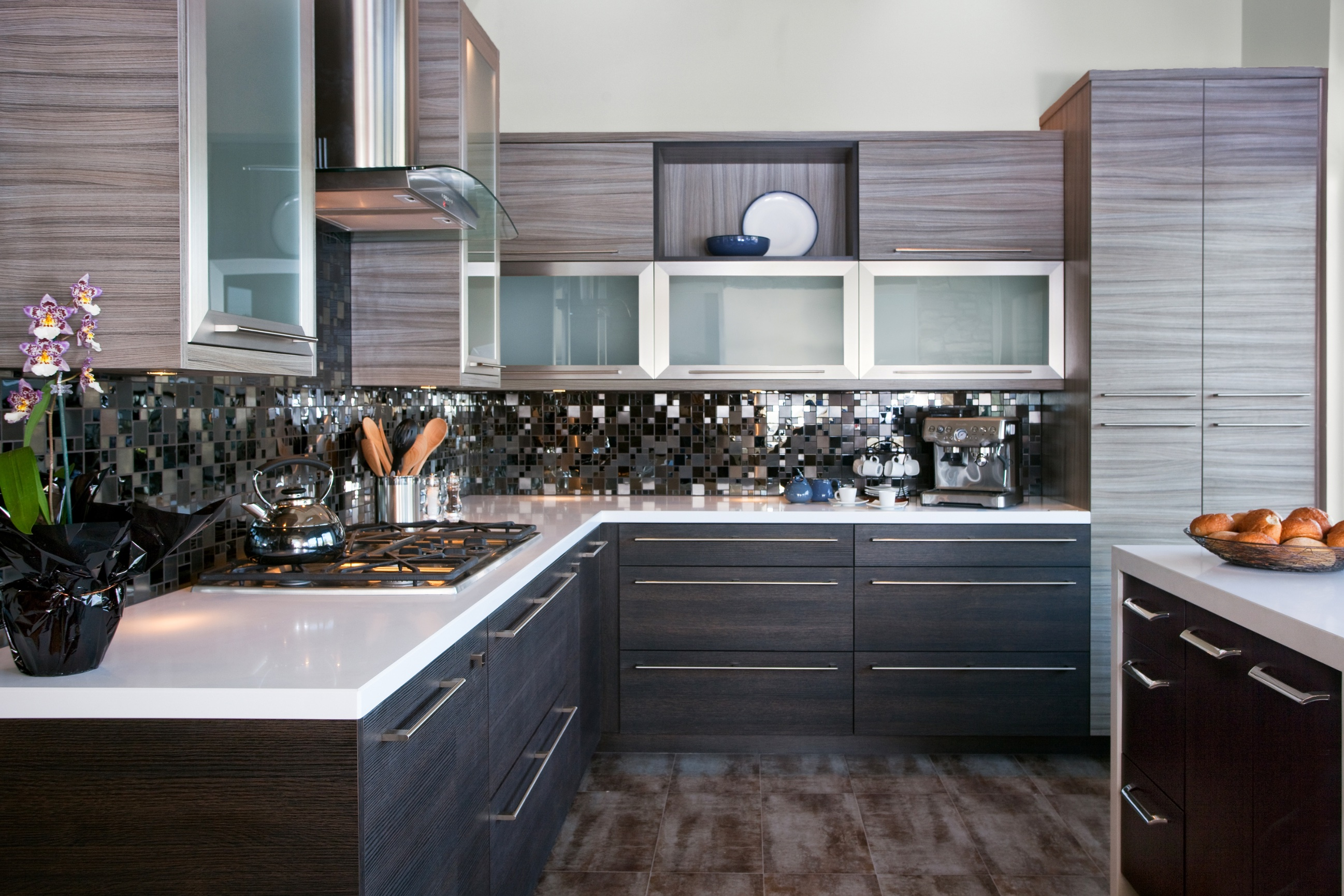 Greenwood Cabinets & Stone Home