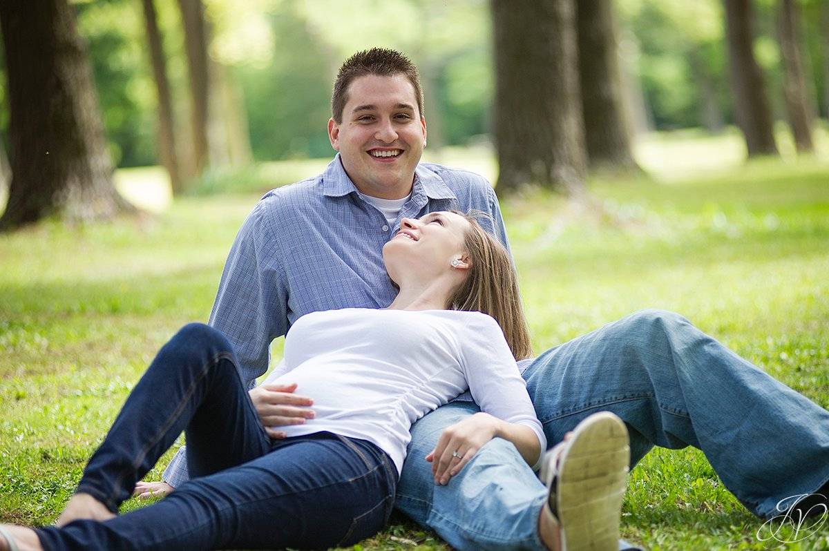handsome father to me maternity session, albany maternity photography, albany maternity photographer, john boyd thacher state park