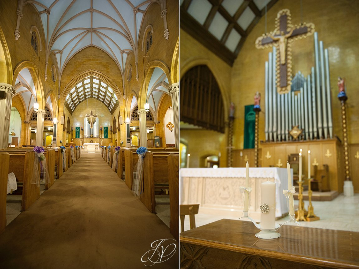 blessed sacrament wedding photos, wedding ceremony photos, Albany Wedding Photographer