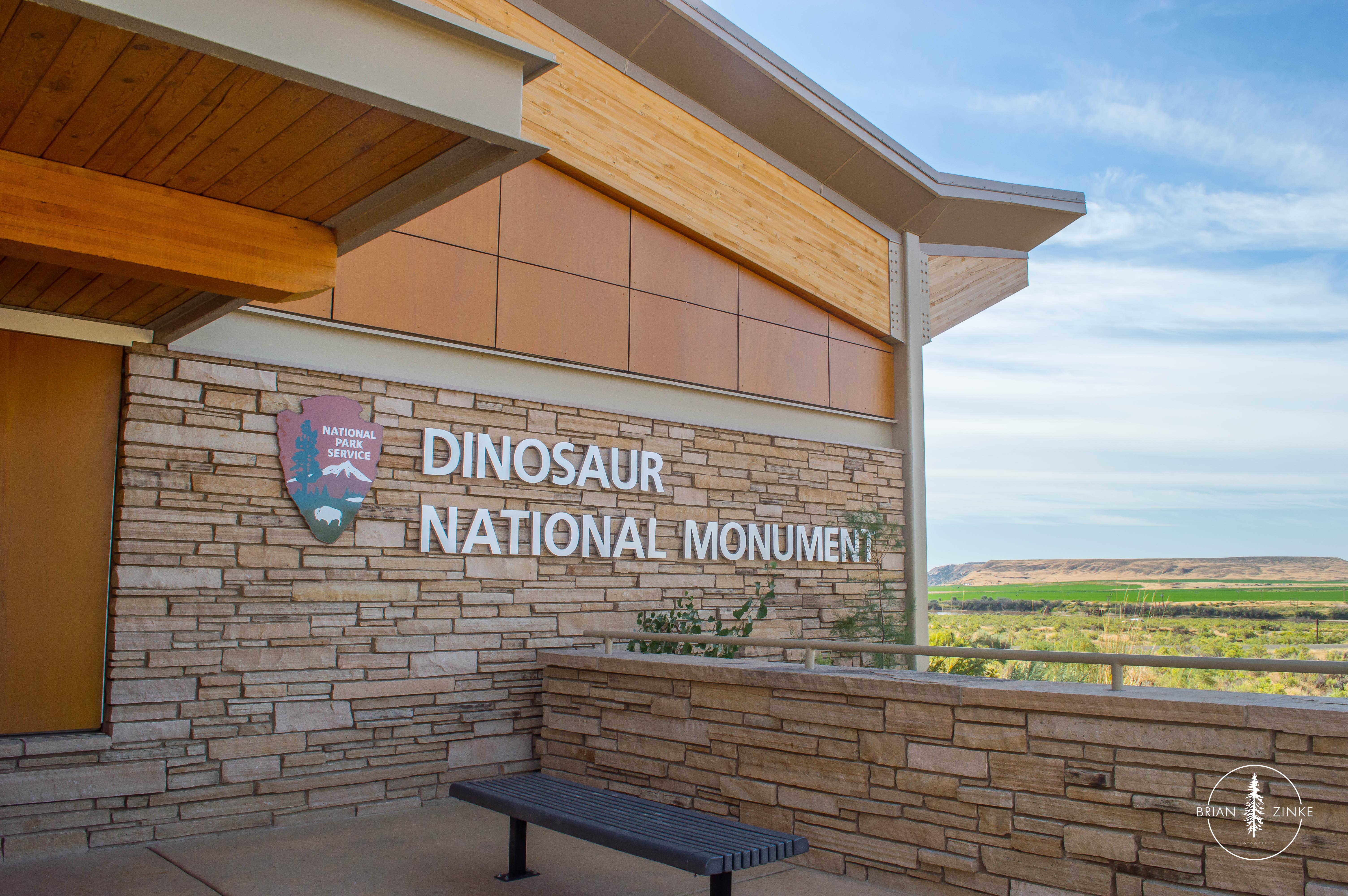 Dinosaur National Monument, Vernal, Utah, Quarry Visitor Center