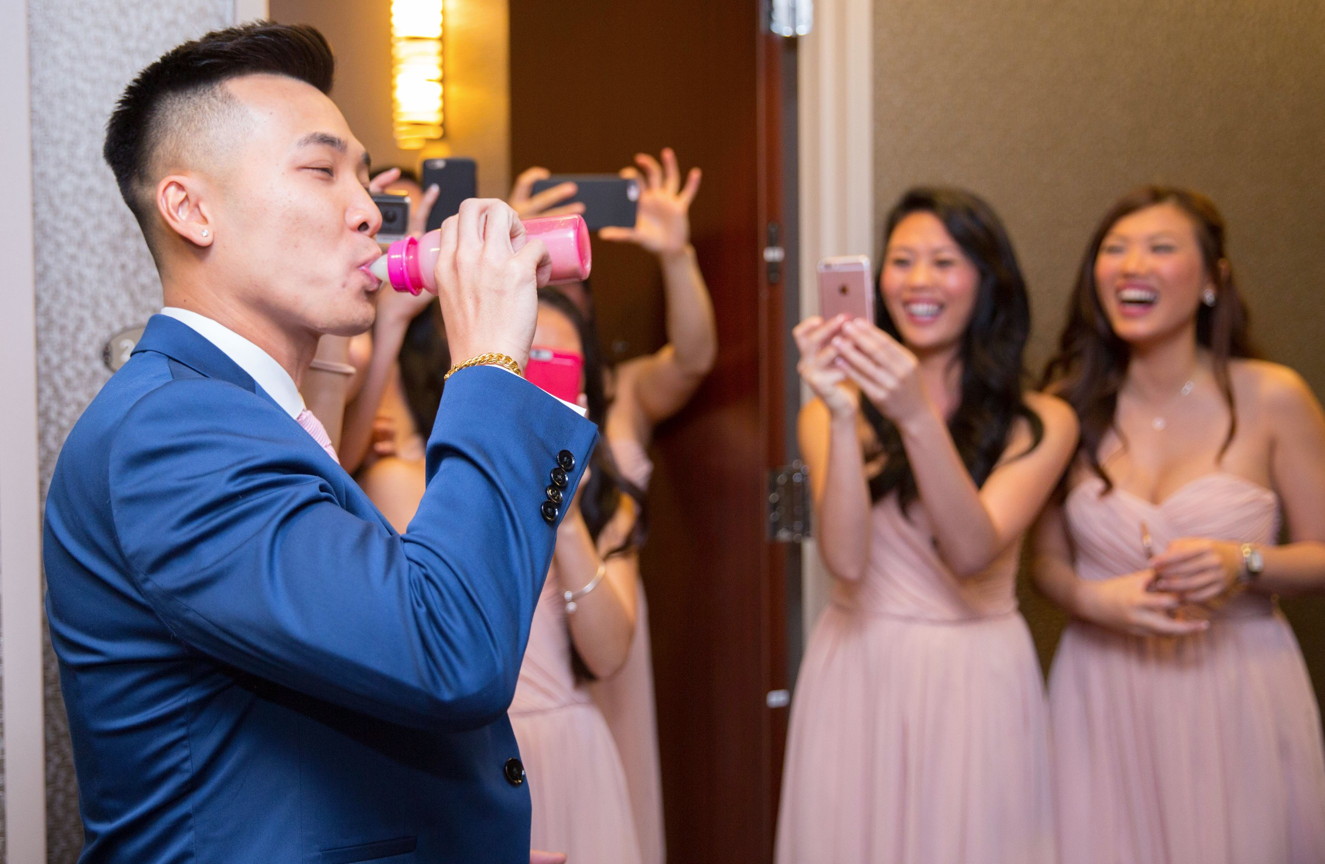 Chinese Tea And White Wedding Ceremonies Elana Goodridge Photography