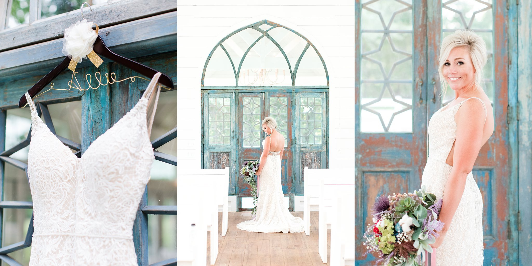 Stephen And Allieu0027s Wedding At Folmar, Tyler TX Was A Beautiful, Intimate  Ceremony With Their Families And Close Fiends! The White Chapel With The  Stunning ...