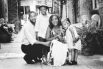 Downtown Greensboro NC Family Shoot