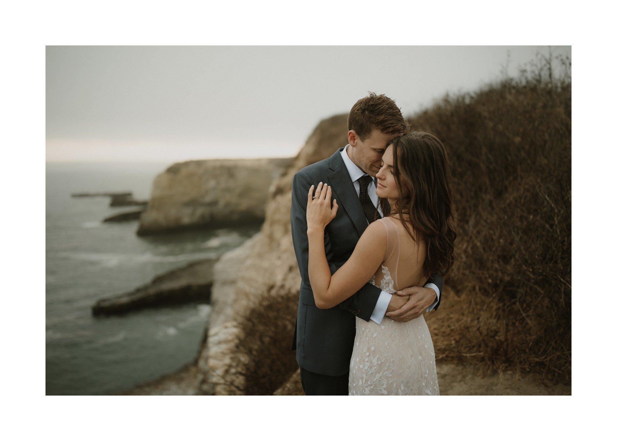 slow coast wedding
