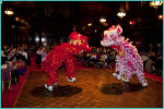 Chinese Lion Dancers Can Take Your San Francisco Wedding Reception To Another Level!