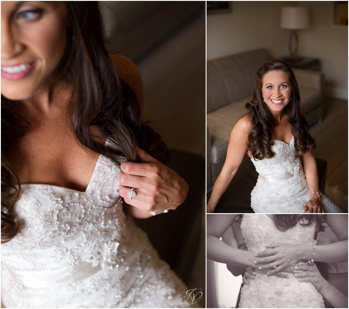 bridal portraits intimate