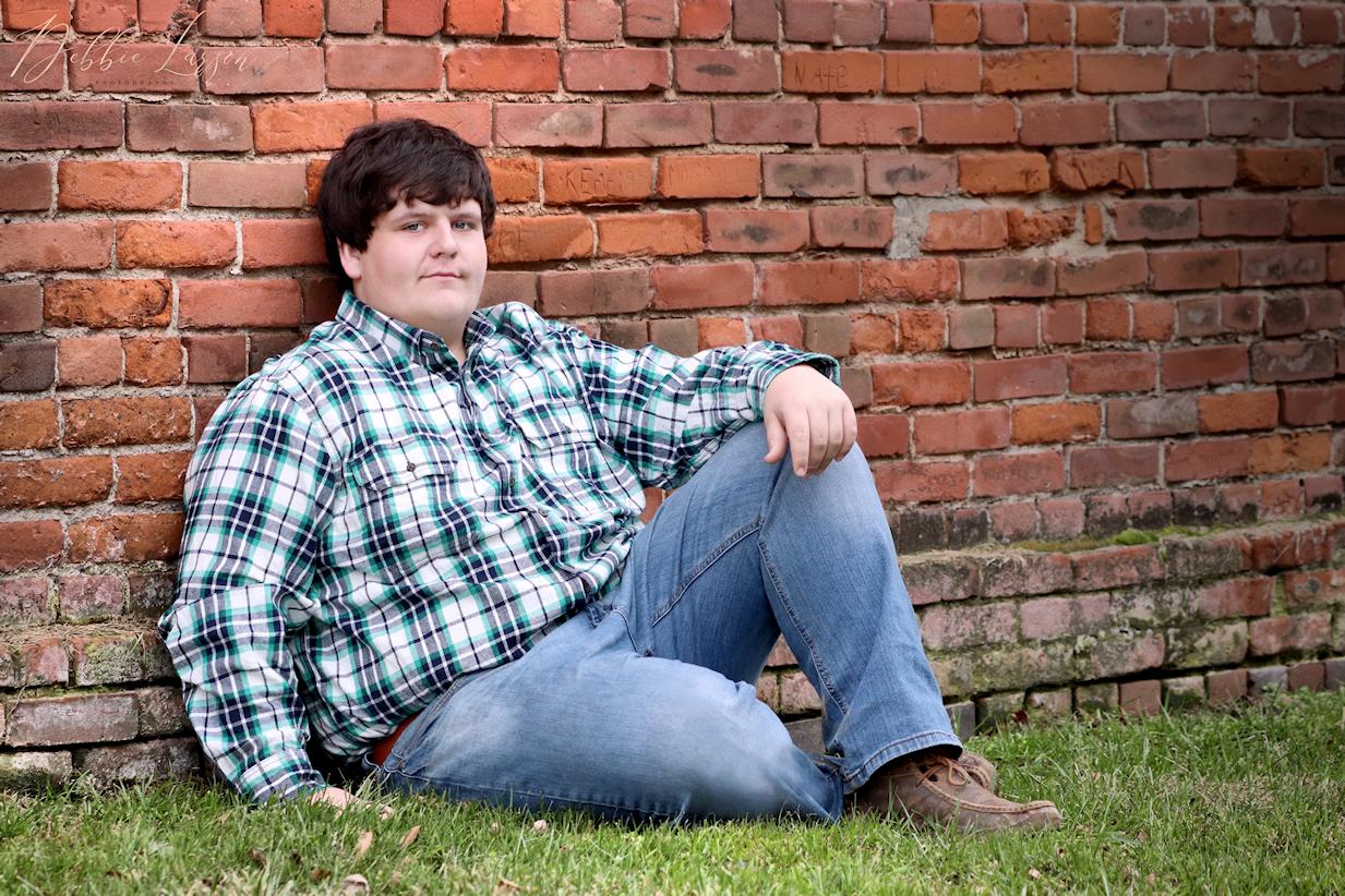 iowa senior pictures debbie larson photography