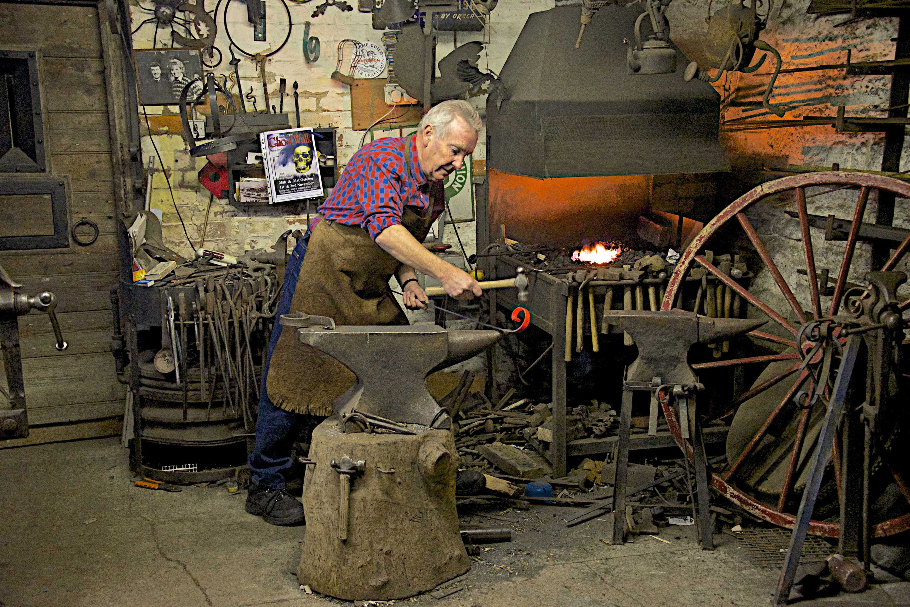 John Girvan Blacksmith