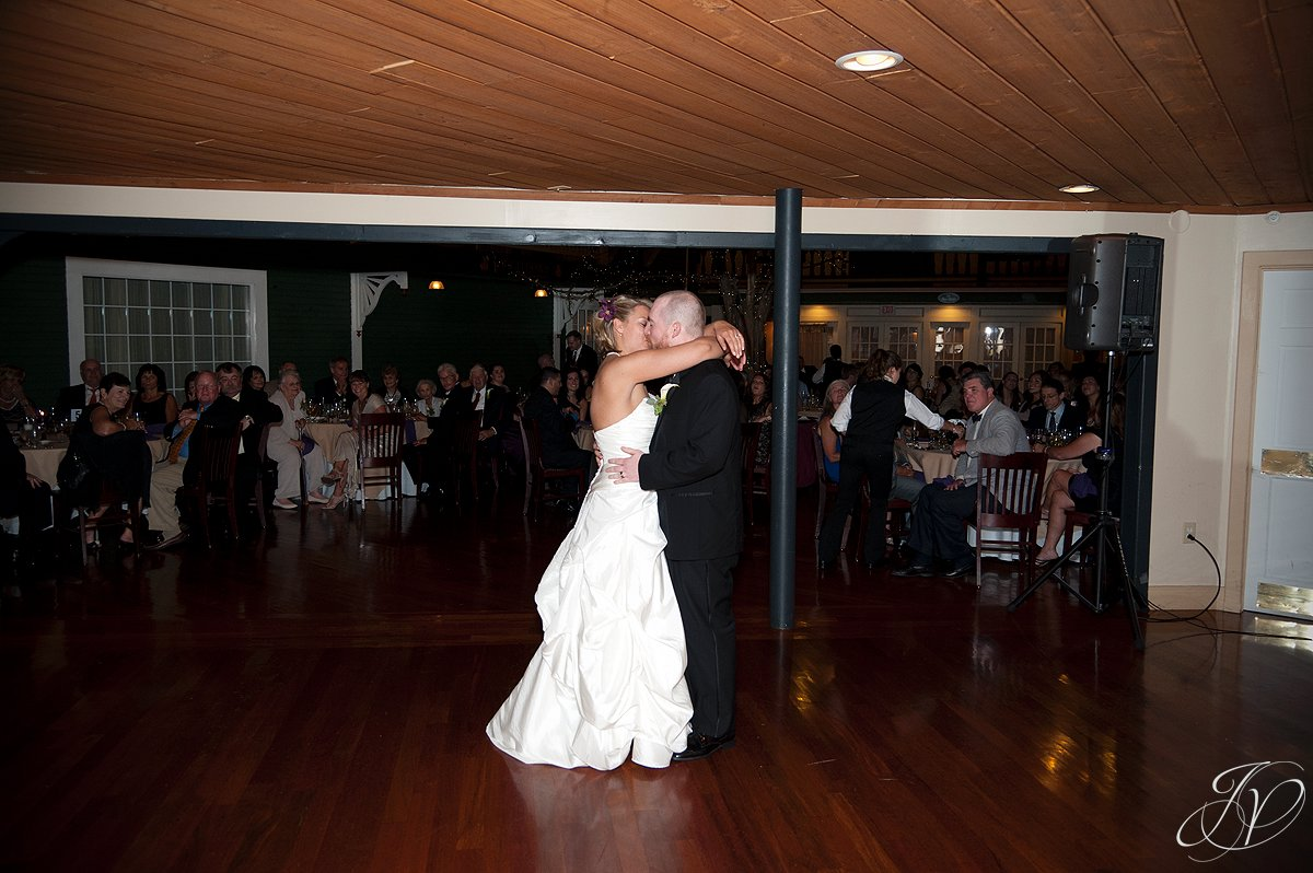 first dance, reception dance photos, reception details, Longfellows, Saratoga Wedding Photographer