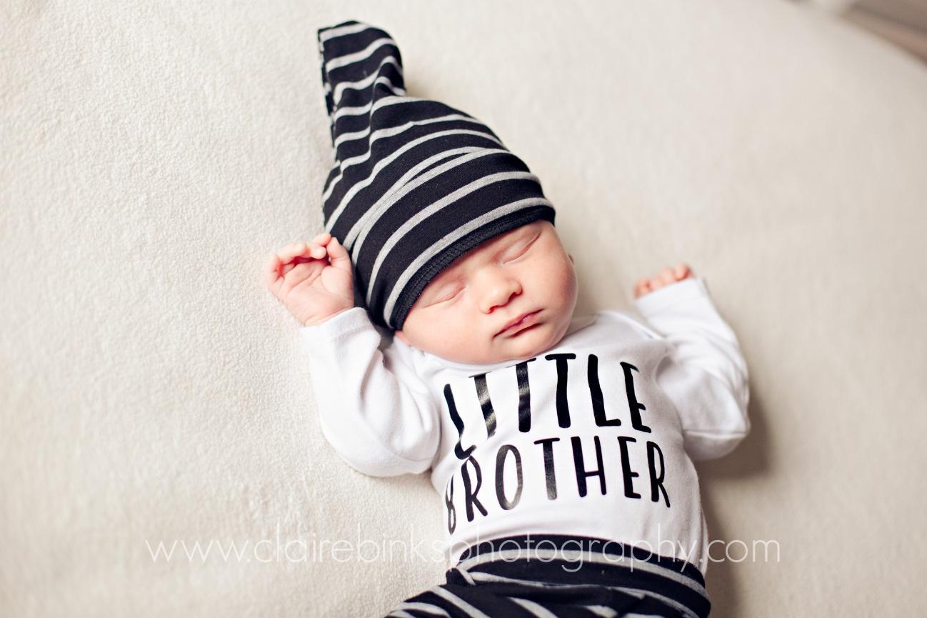 Forest Hill Toronto Newborn Photographer - Welcoming baby J