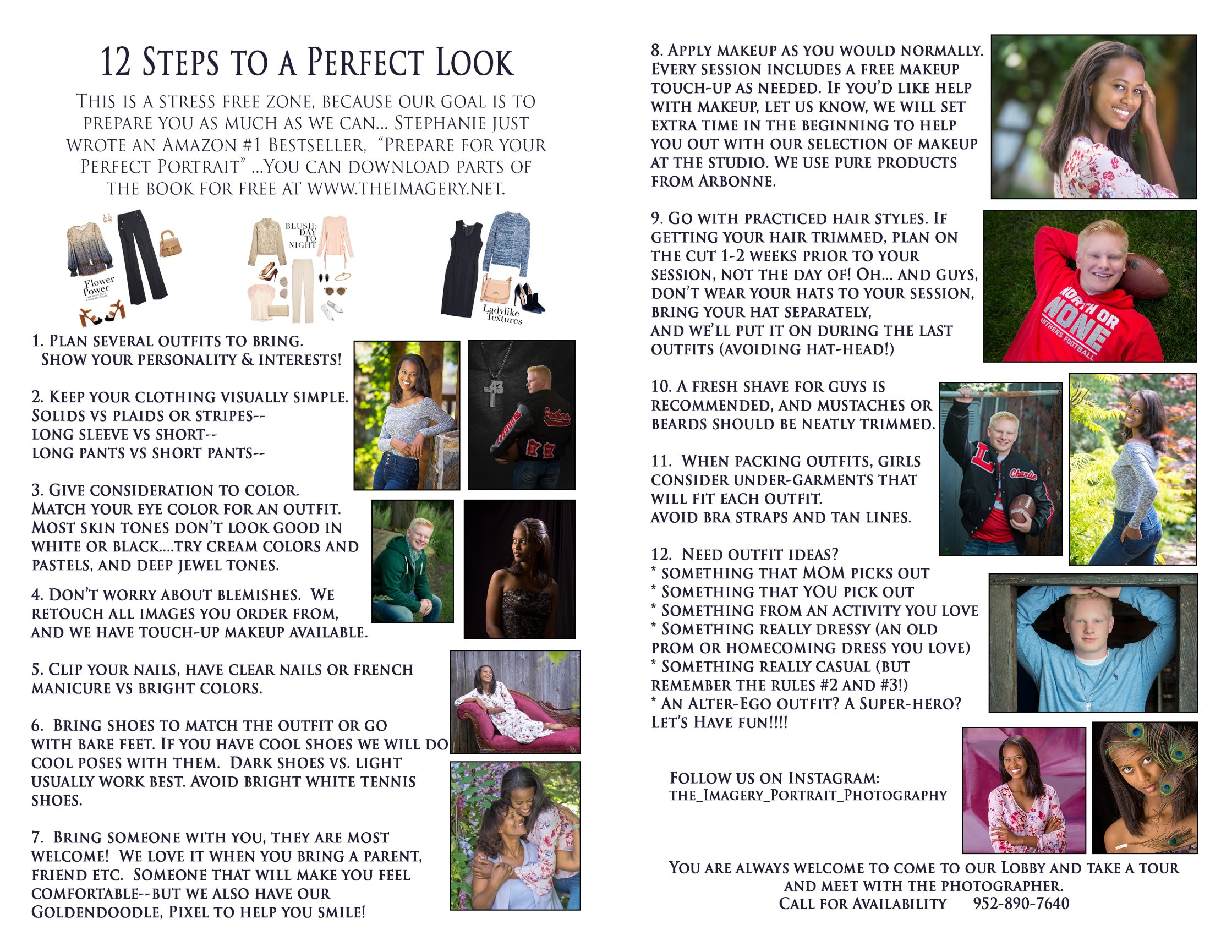 554ea21c1 How to get Perfect Senior Pictures in 12 steps - The Imagery