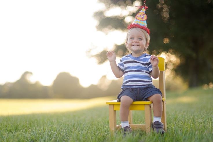 One Year Toddler Cake Smash
