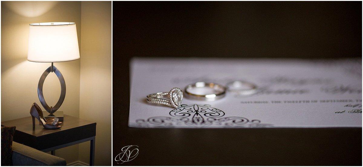 badgley mischka bridal shoes brown wedding rings