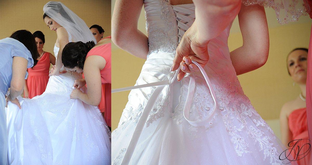 bride getting laced up, finishing touches photos, beautiful bride photo, Saratoga Wedding Photographer, The Canfield Casino wedding, wedding detail photo, pre wedding photos