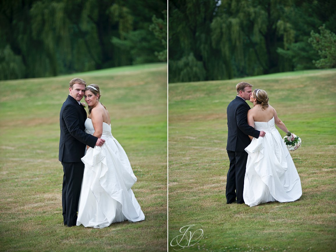 Saratoga Wedding Photographer, Mohawk River Country Club & Chateau, bride and groom photo, outdoor bride and groom photo