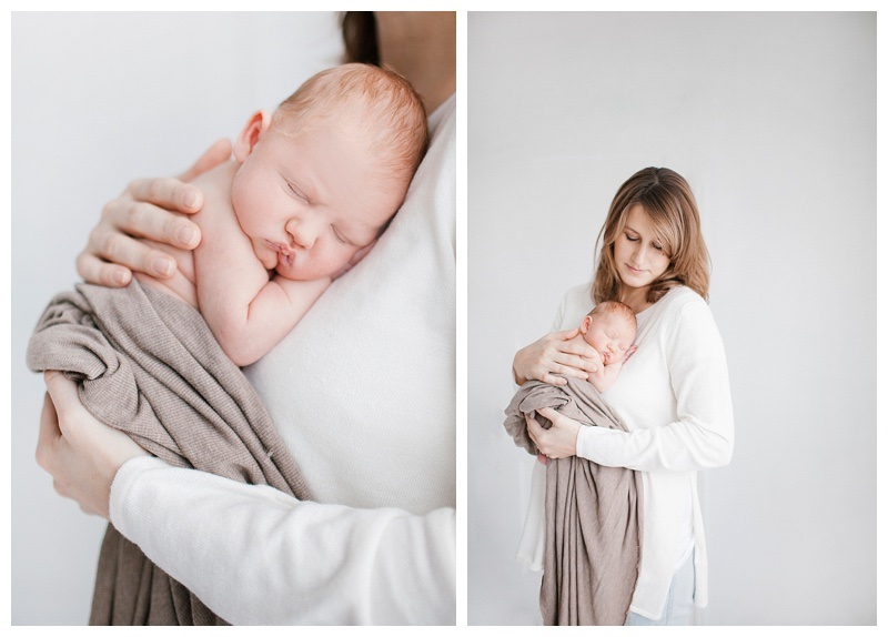 Natural newborn photography los angeles