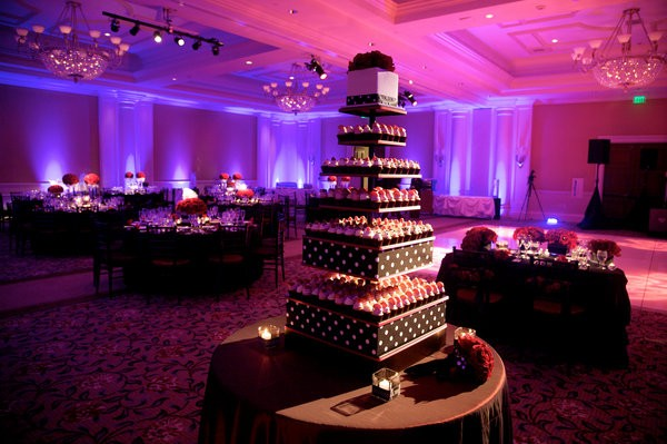 Elegance decor professional lighting design wedding decorators