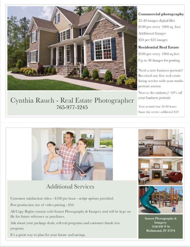 Real Estate Photography - Sonset Photography & Imagery
