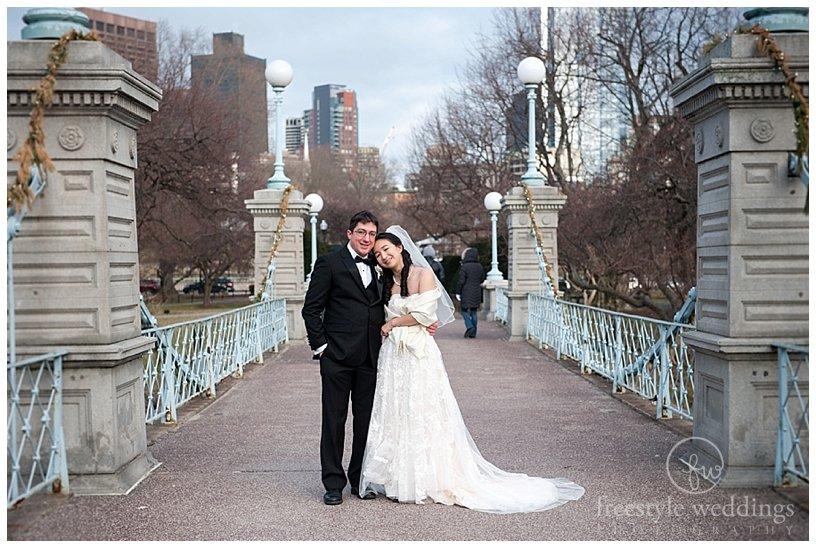 intimate hampshire house wedding boston