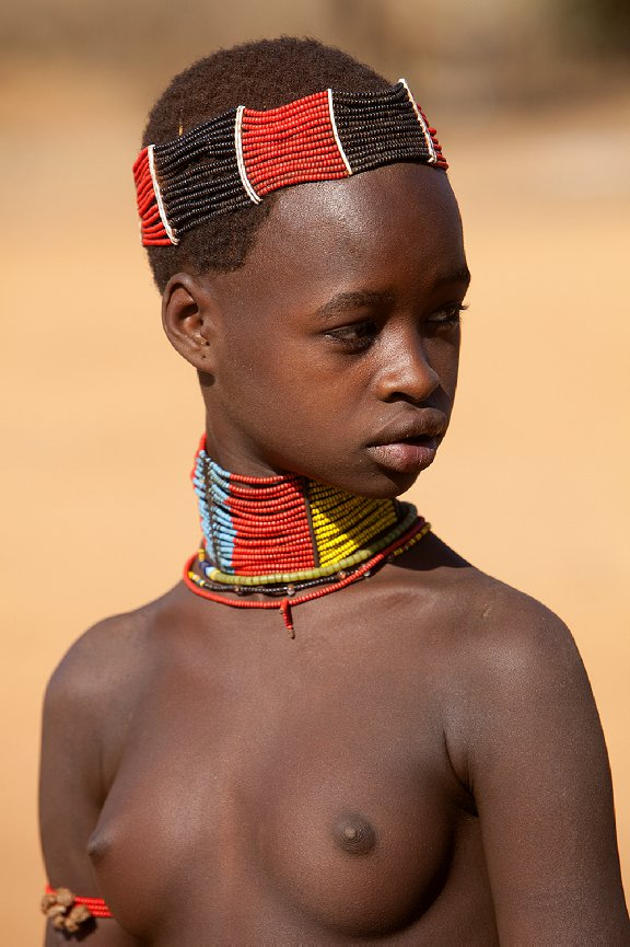 ethiopian nude models